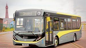 First E200s hail total fleet overhaul for Blackpool