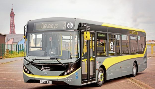 First E200s hail total fleet overhaul for Blackpool