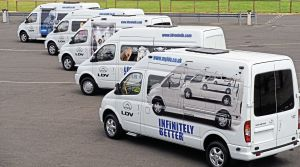 LDV Mini B range grows
