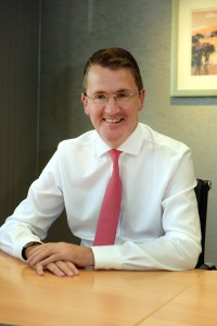 Colin Robertson, CEO of ADL