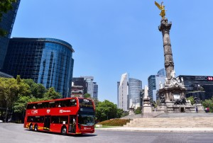 Enviro500 in Mexico City