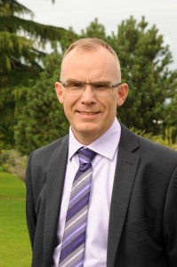 Group Aftermarket Director, George McAdam