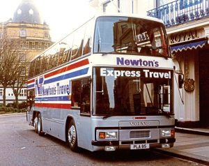 Newtons of Dingwall was the launch customer for the Paramount 4000RS. They bought two