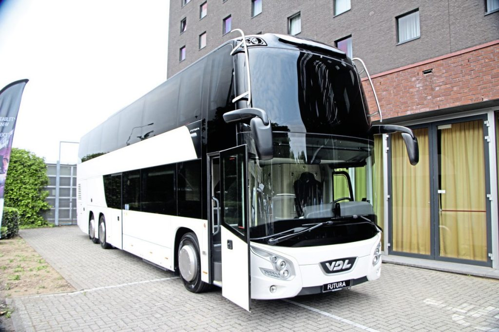 The double deck Futura FDD2