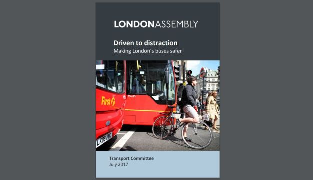 GMB: London bus safety call