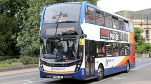 Dampened figures from Stagecoach