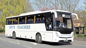 BASE to offer Scania option