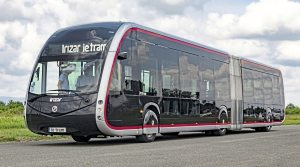 Irizar ieTram – Bus Euro Test 2018