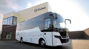 EVM and INDCAR sign partnership