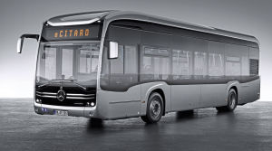 eCitaro and Sprinter citybus for UK