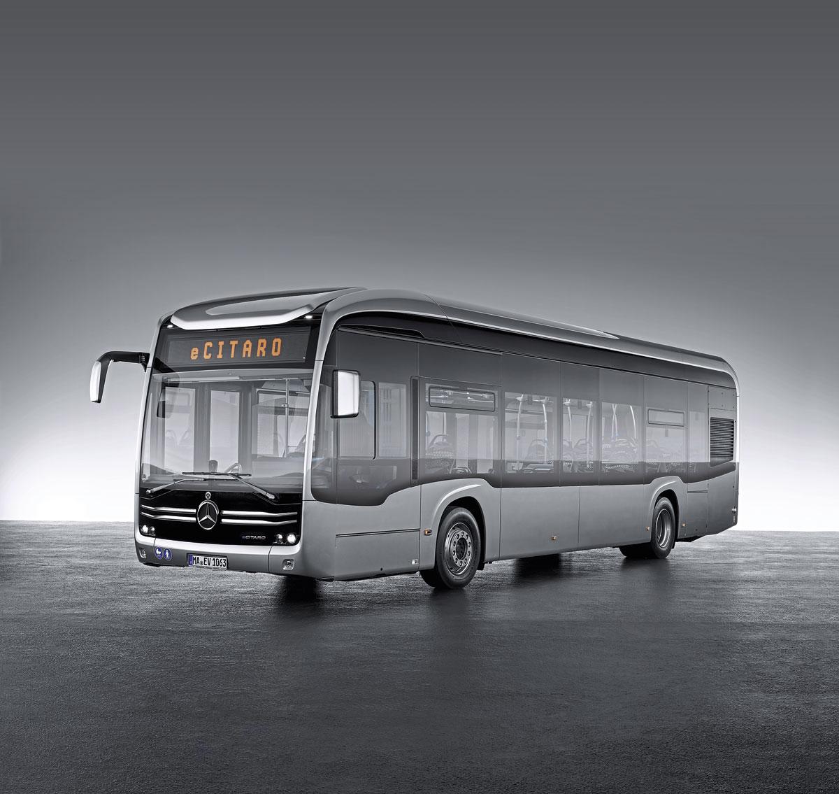 Ecitaro And Sprinter Citybus For Uk Bus Coach Buyer