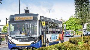 Stagecoach to trial autonomous bus