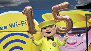 'Sid' celebrates 15 years