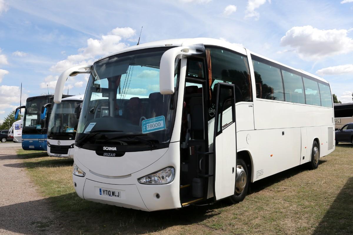 Arriva Scania Irizar