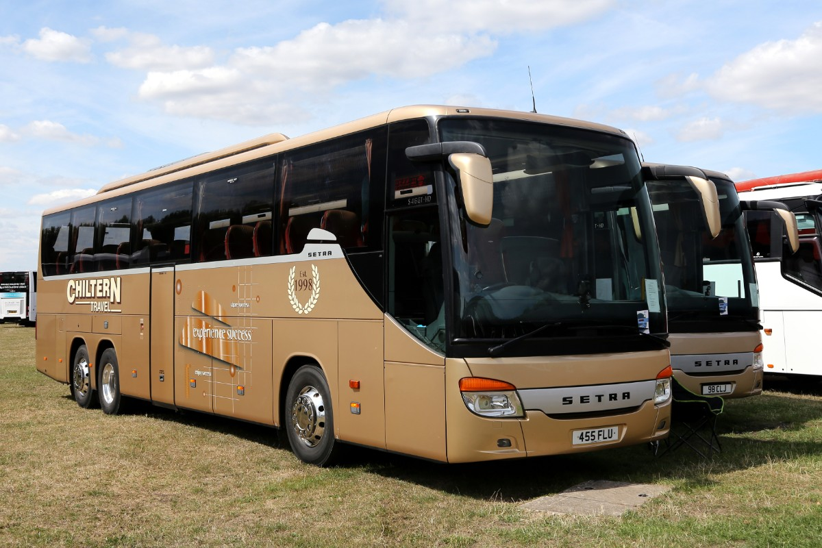 Chiltern Travel Setra