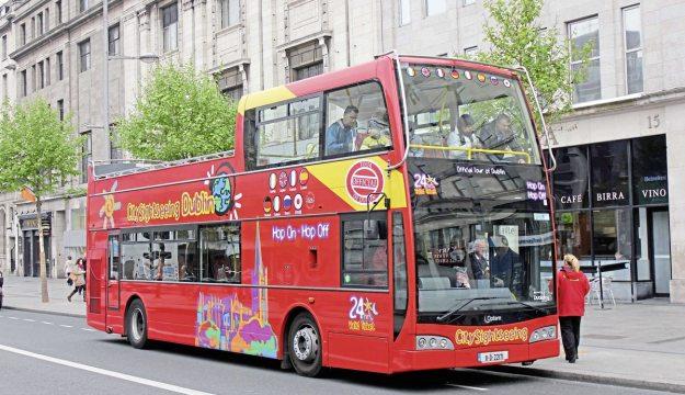 Big Bus expands into Dublin with Irish City Tours