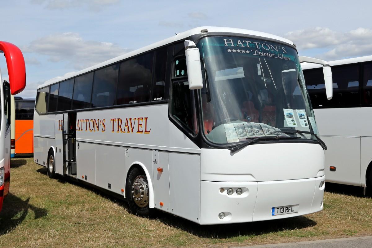 Odyssey Coach Sales