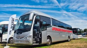Irizar launches Euro V to Euro VI kit