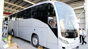 GT12 – a 'world' coach