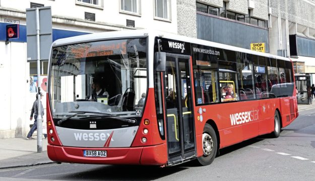Stagecoach West takes Wessex routes