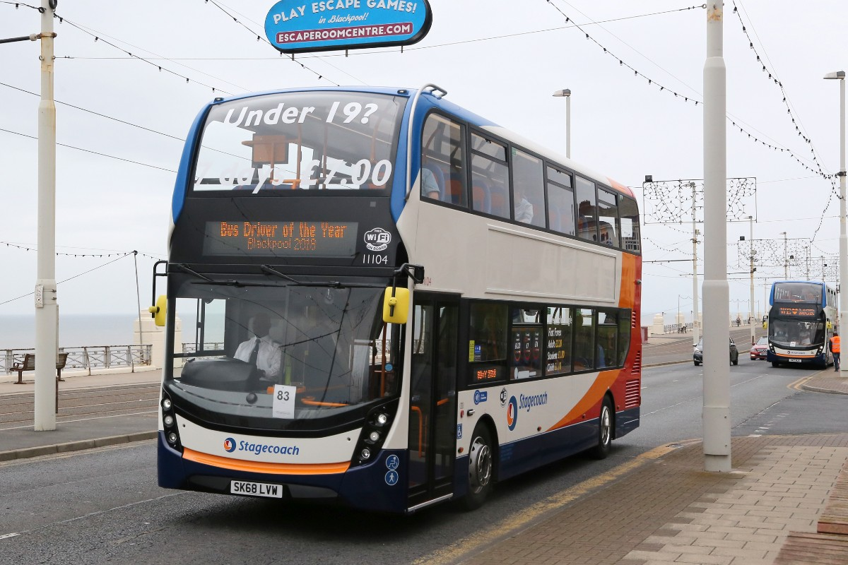 SC Merseyside ADL E400 MMC