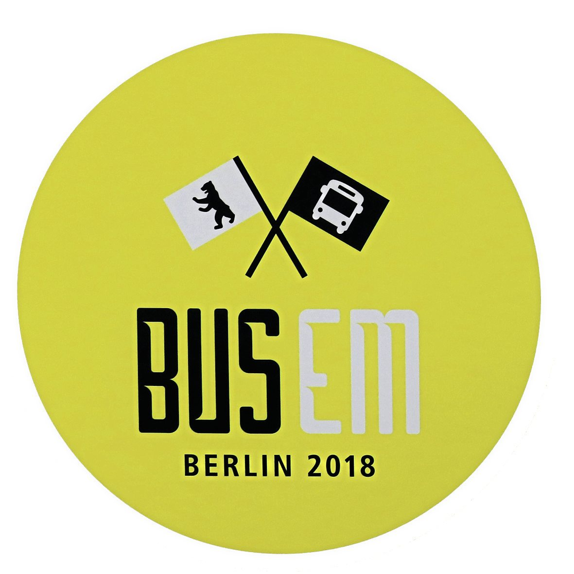 BUS EM (Europa Meisterschaft) - The first European bus driver competition in Berlin