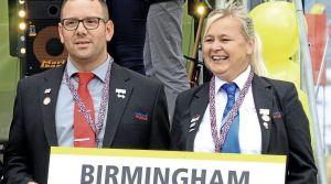 Birmingham drivers take on Europe