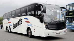 Barnetts crowned Premier Operator at Showbus