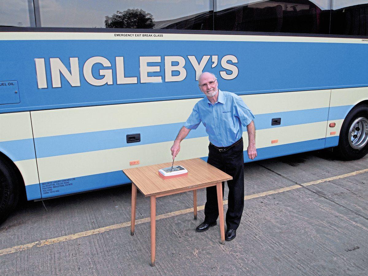 Ingleby's celebrates 50 years