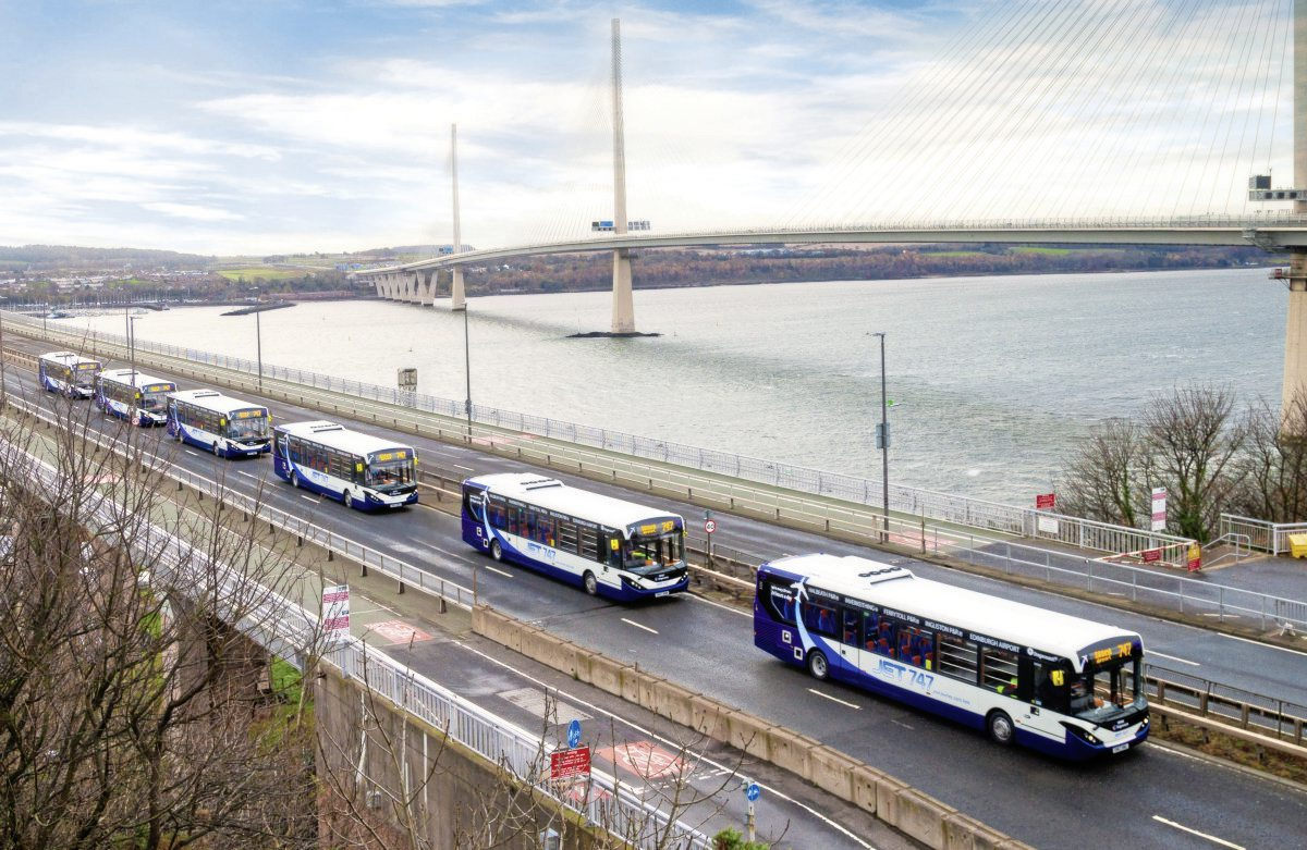 Stagecoach to trial first autonomous buses