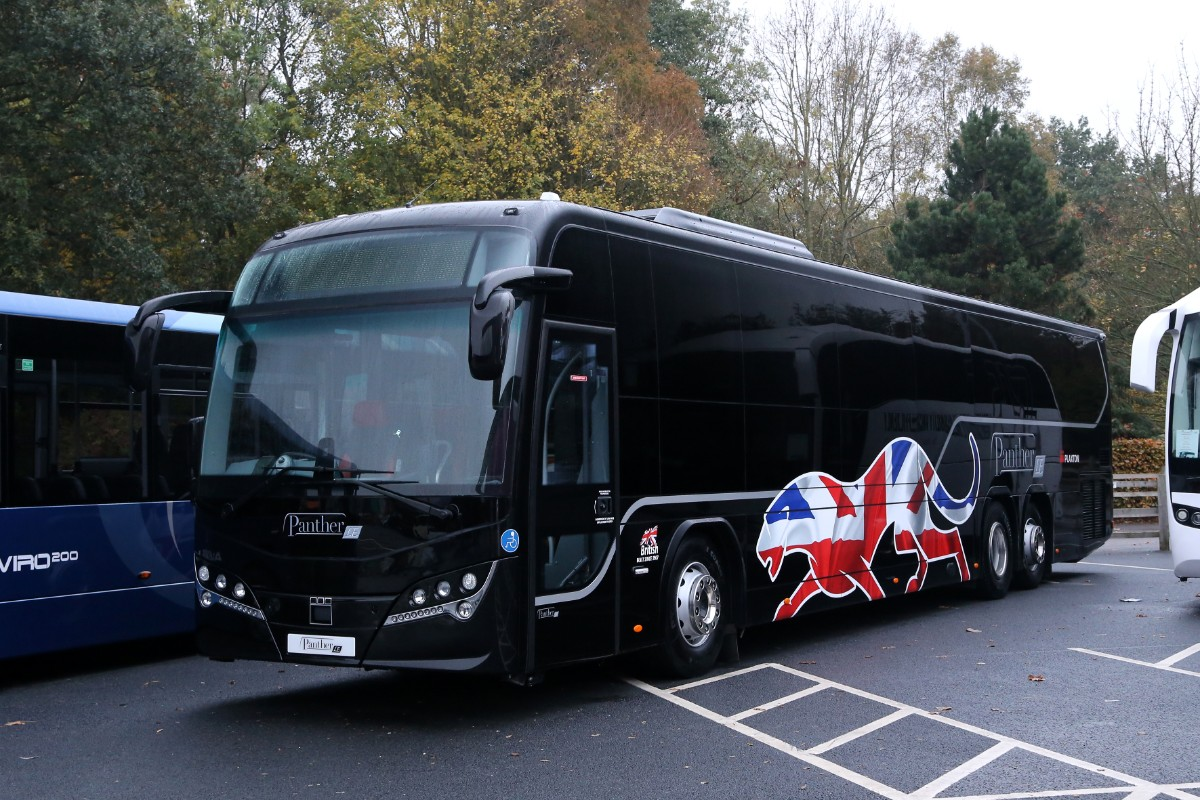 ADL Volvo Plaxton Panther LE