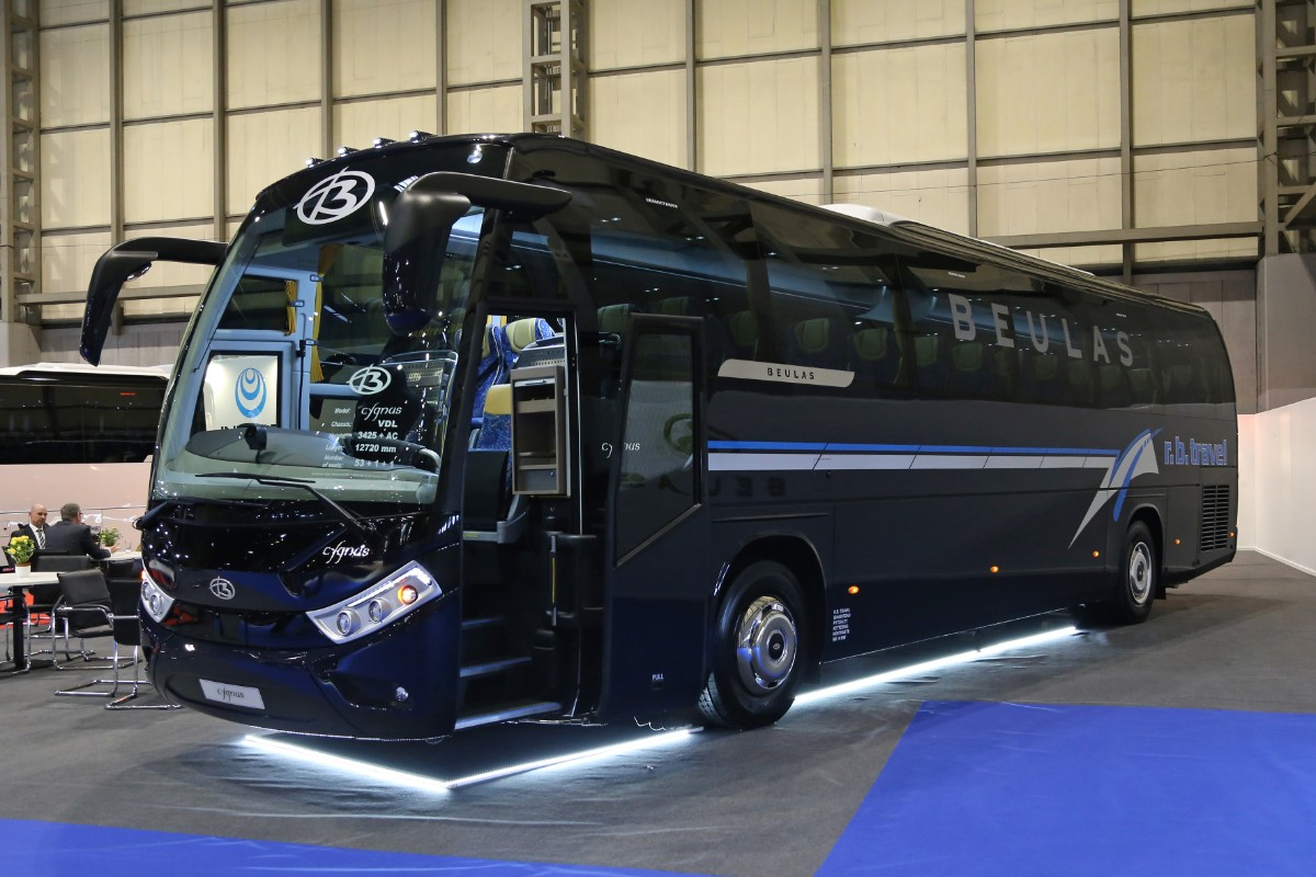 VDL Beulas Cygnus for RB Travel