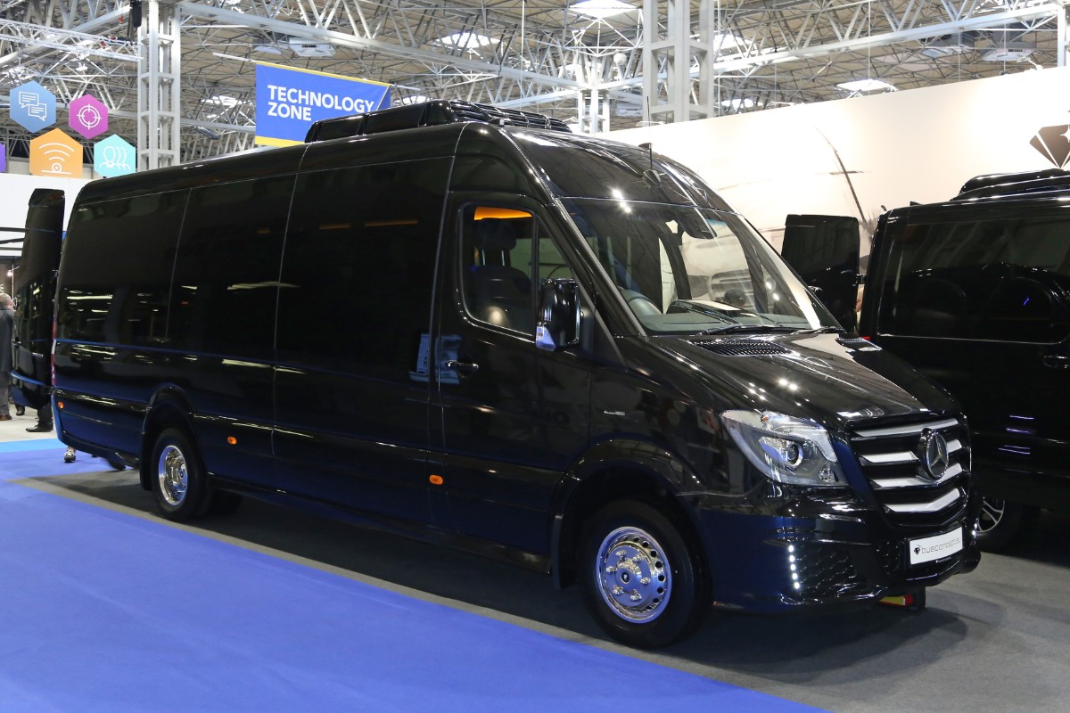 Bus Concept MB Sprinter 1