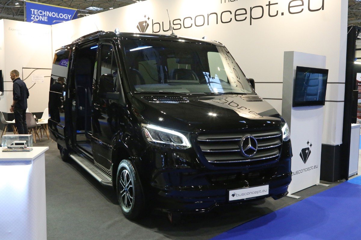 Bus Concept MB Sprinter 2