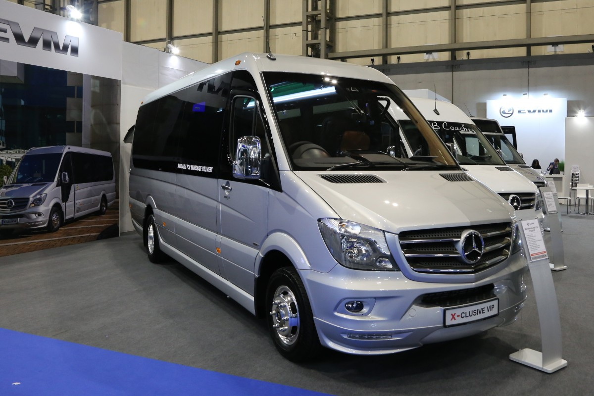 EVM MB Sprinter Xclusive-VIP