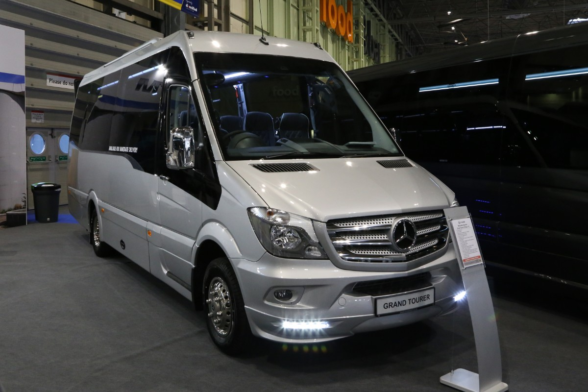 EVM MB Sprinter Grand Tourer