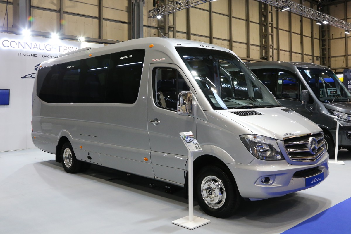 Connaught Ferqui MB Sprinter