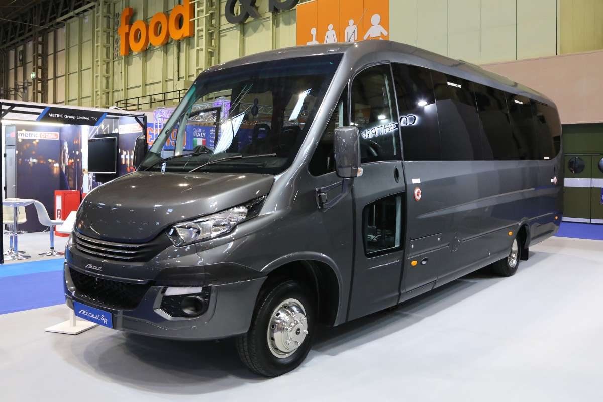 Connaught Ferqui SR Iveco