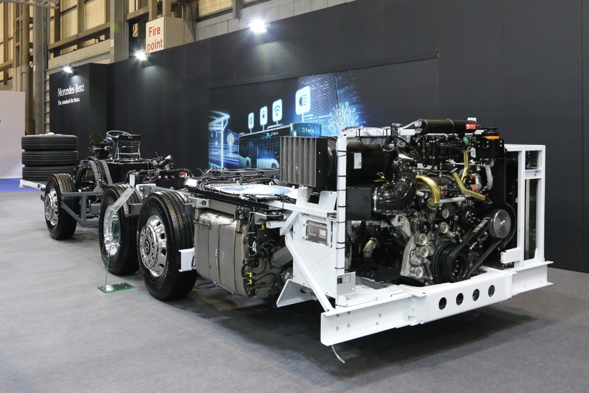 MB OC500 Chassis