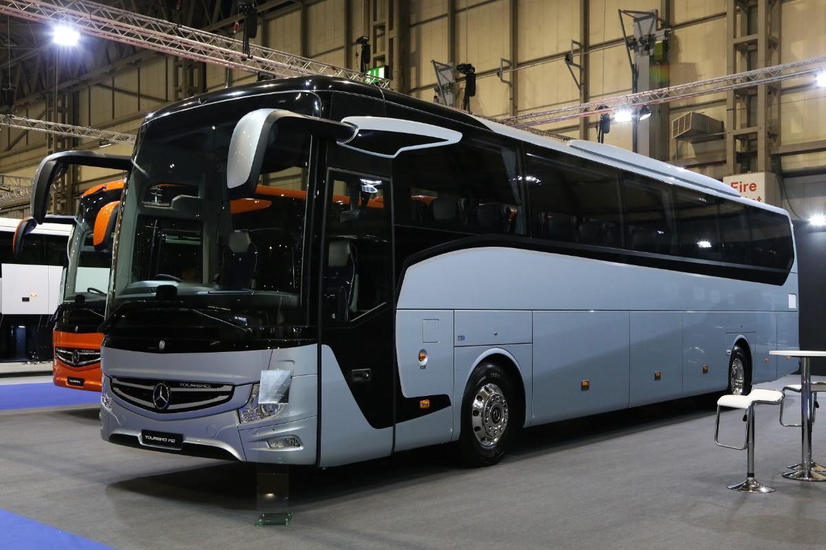 MB Tourismo 2 axle