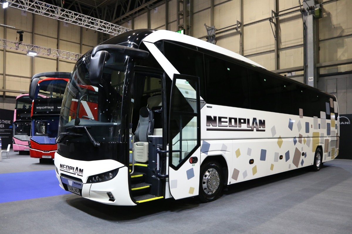 Neoplan Tourliner 2 axle
