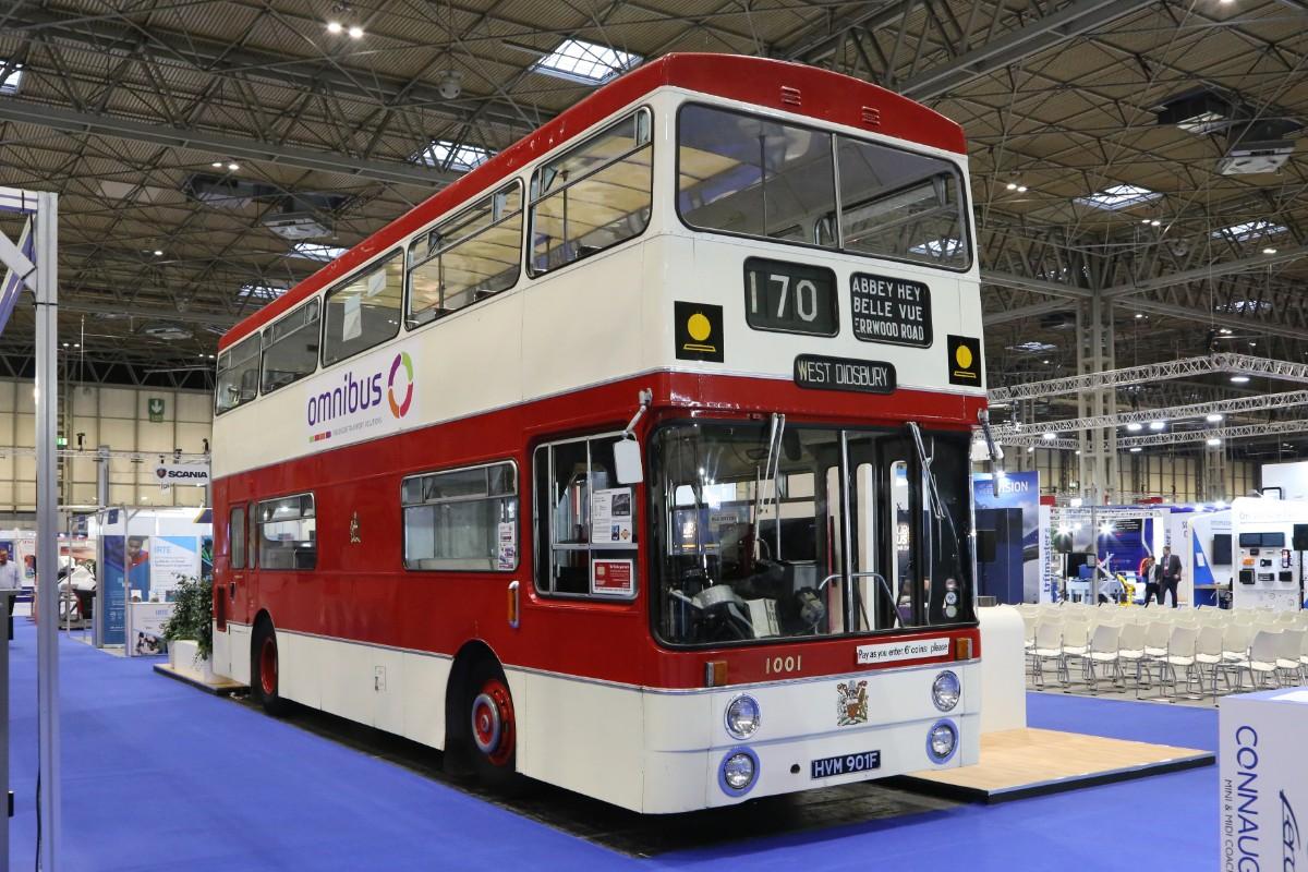 Omnibus Leyland Atlantean