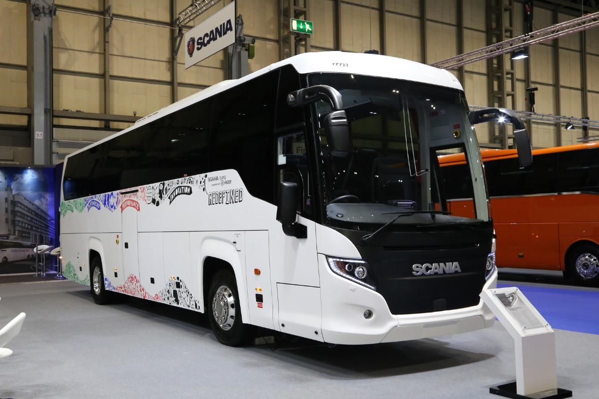 Scania Touring by Higer