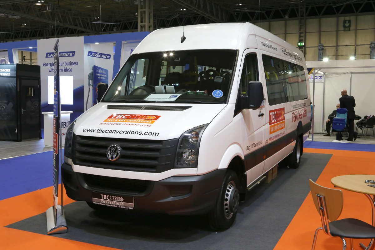 TBC VW Crafter