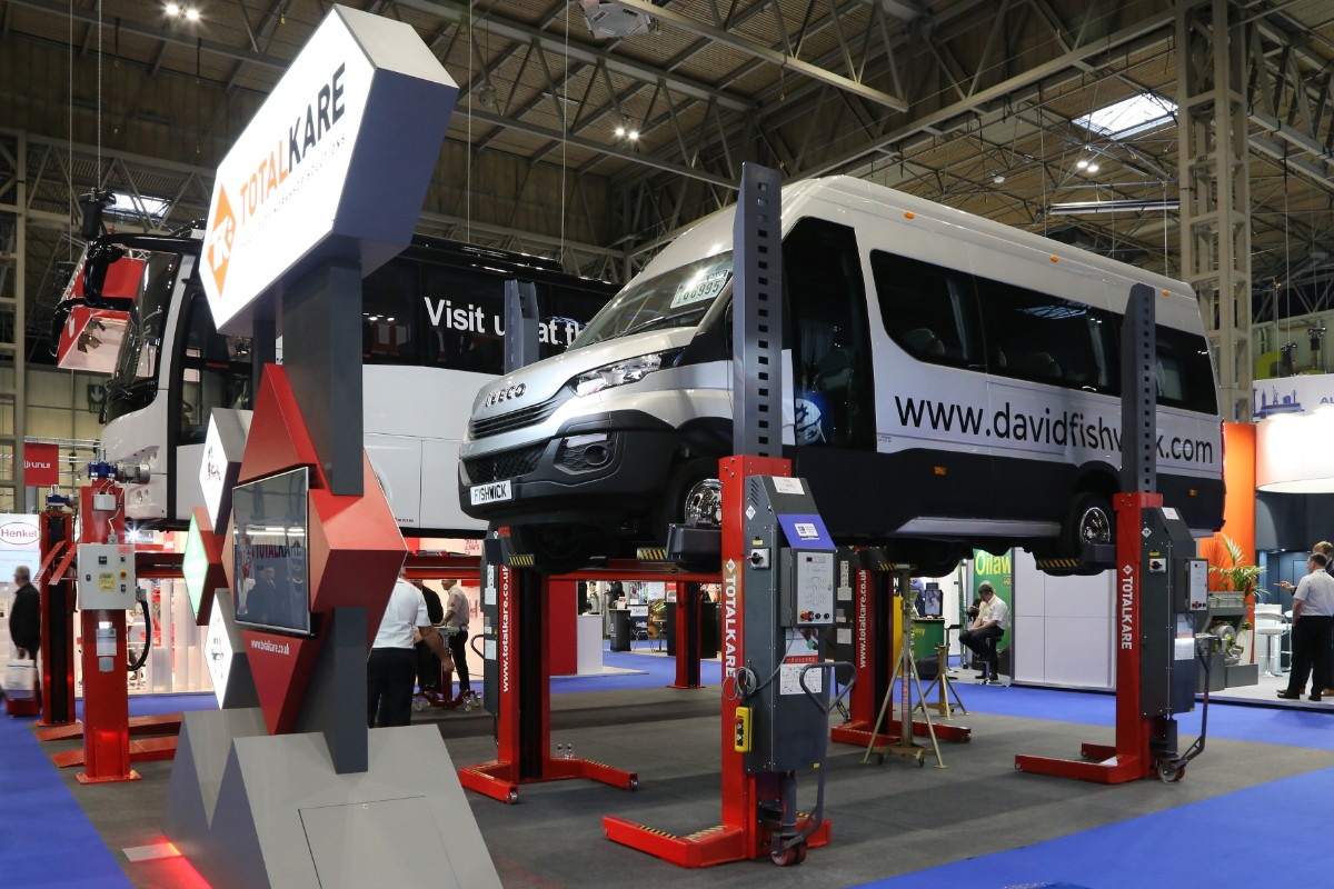 Totalkare/Iveco David Fishwick