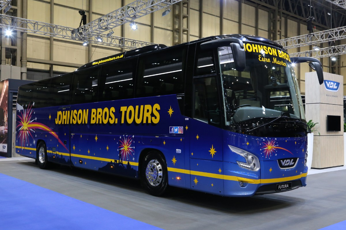 VDL Futura 2 for Johnson Bros