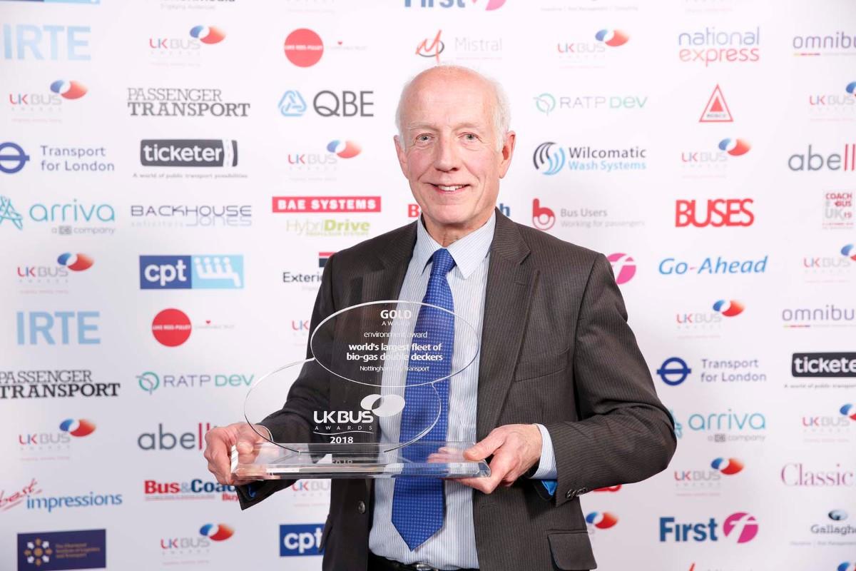 Environment Award,  NCT,  Gary Mason