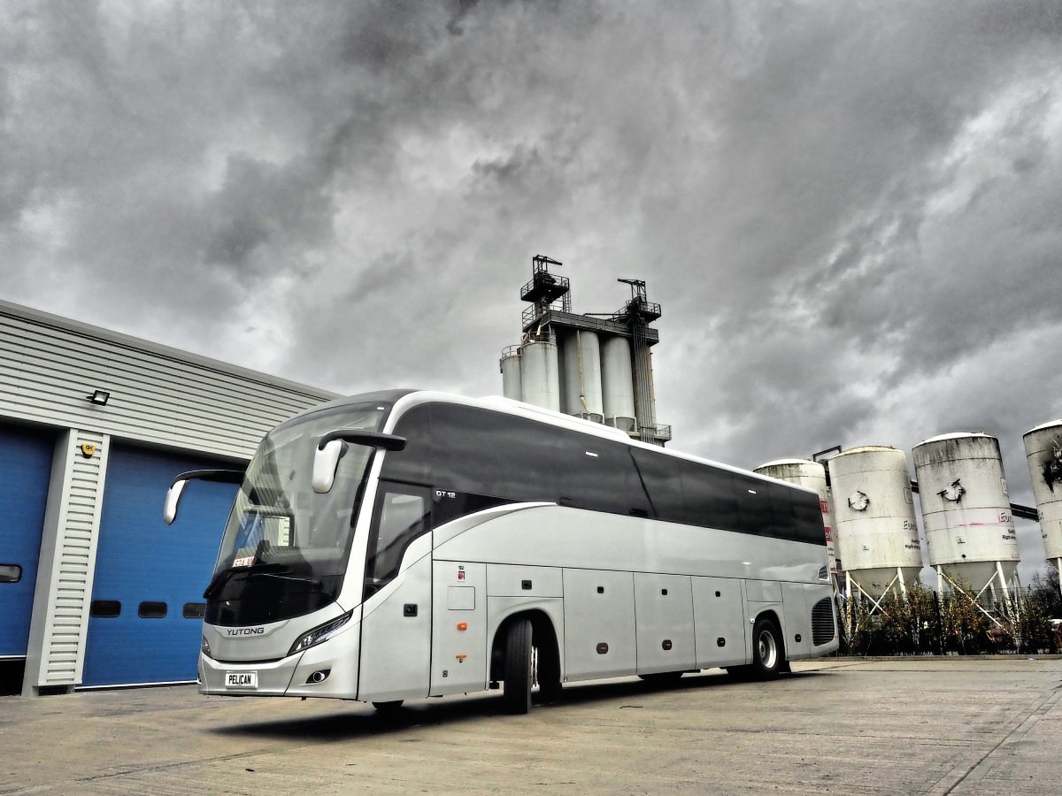 Grand touring?