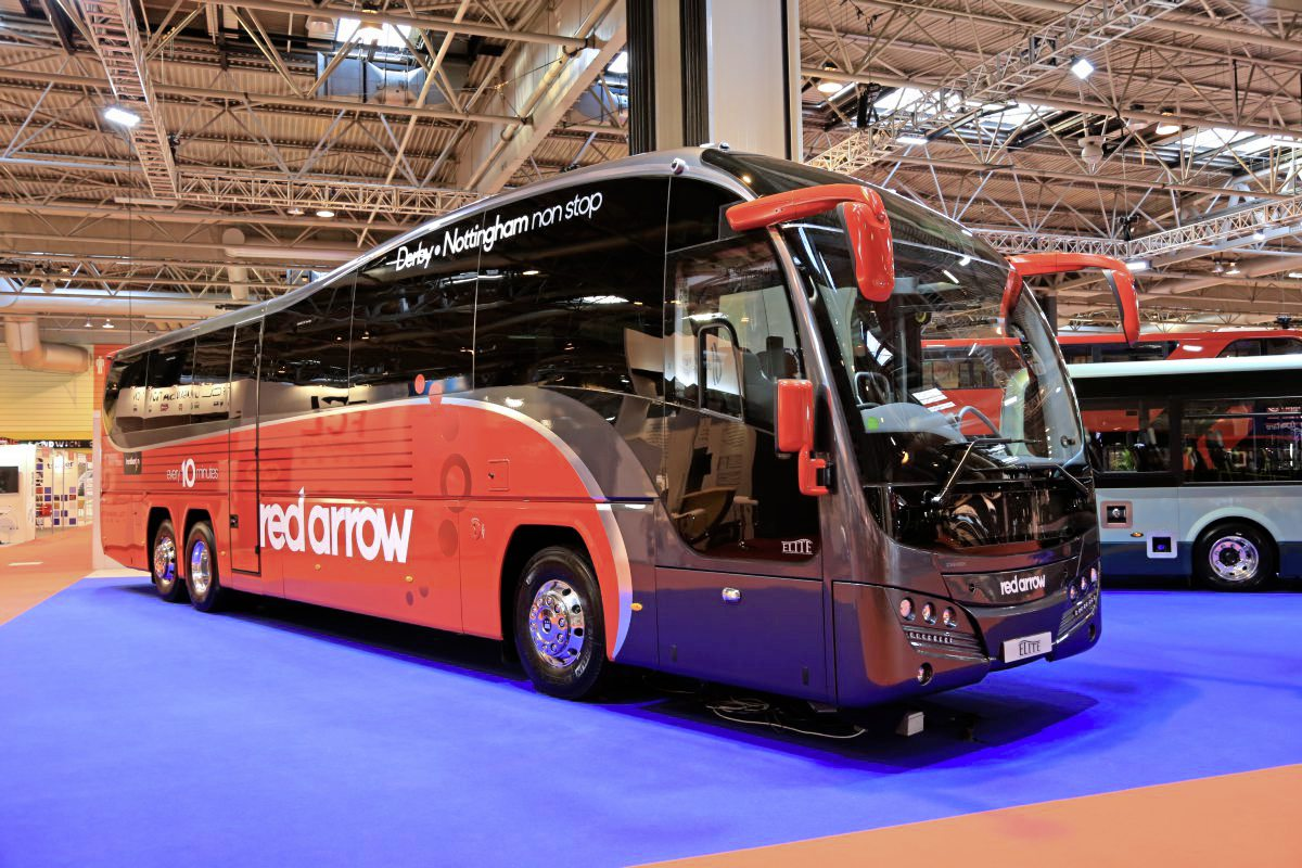 Eminox retrofit kit now for Elite-bodied Volvo B9R