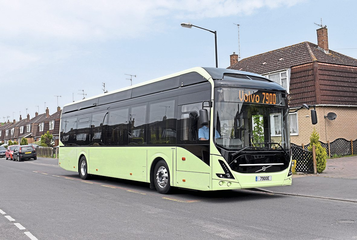 Volvo to supply 122 electric buses for Sweden